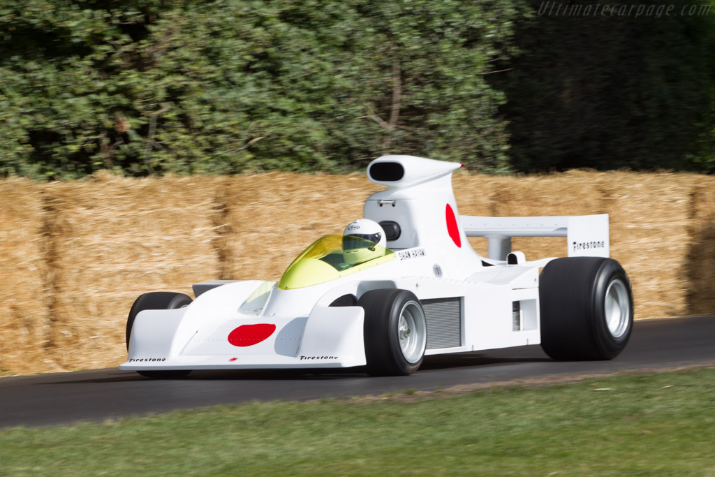 Maki F101A Cosworth - Chassis: F101/00   - 2014 Goodwood Festival of Speed