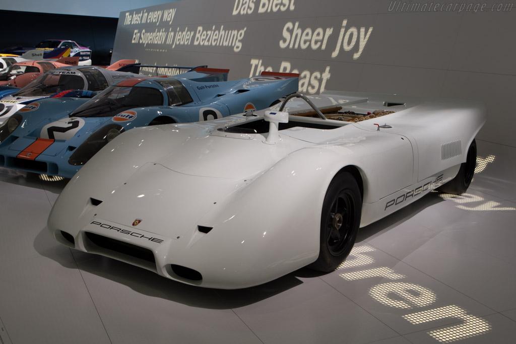 Porsche 917 PA 16 Spyder - Chassis: 917.027   - Porsche Museum Visit