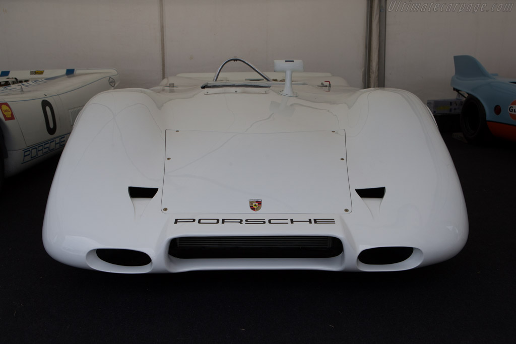Porsche 917 PA 16 Spyder - Chassis: 917.027   - 2014 Goodwood Festival of Speed