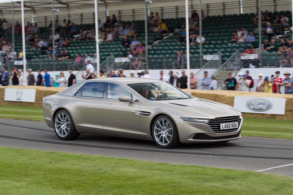 Lagonda Taraf    - 2015 Goodwood Festival of Speed