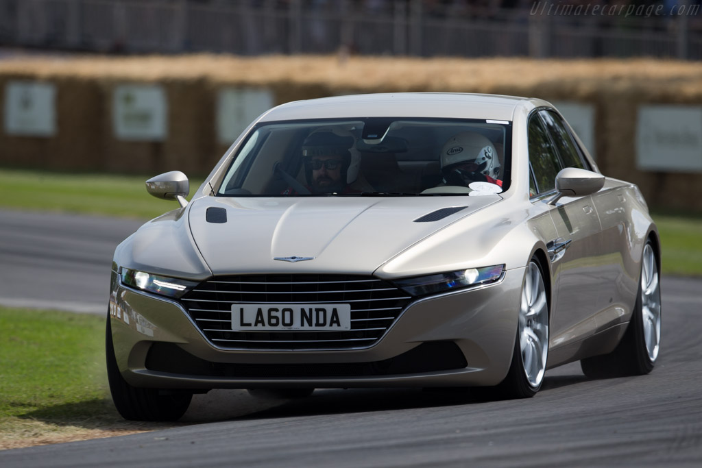 Click here to open the Lagonda Taraf gallery