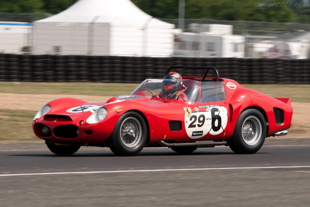 1962 Ferrari 330 TRI/LM - Images, Specifications and ...
