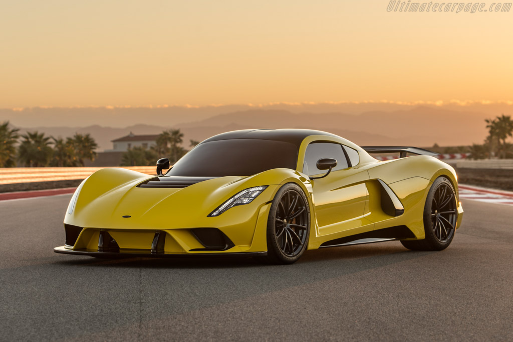 2018 Hennessey Venom F5 Images Specifications And