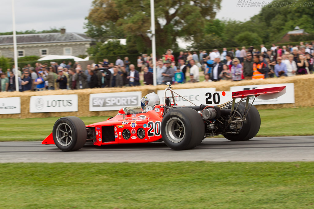 Eagle 7200 Offenhauser - Chassis: 7217   - 2014 Goodwood Festival of Speed