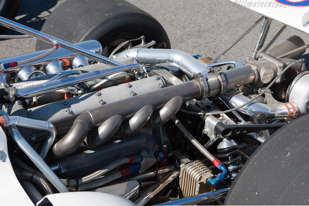 Eagle 7200 Offenhauser - Chassis: 7203   - 2010 Monterey Motorsports Reunion