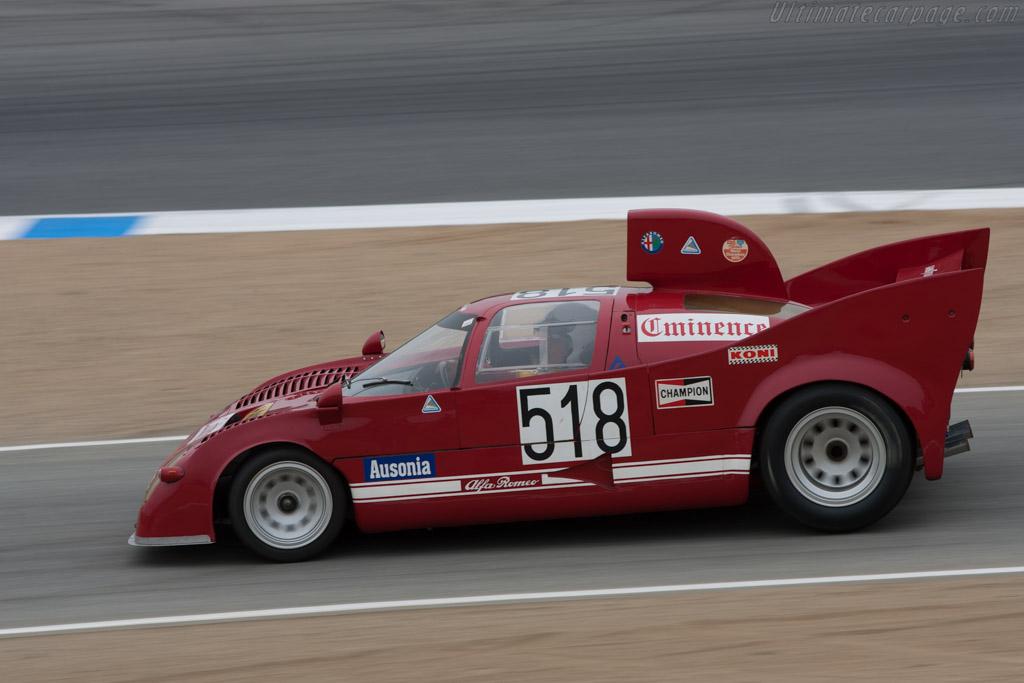Alfa Romeo T33/TT/3 Giro d'Italia Coupe - Chassis: 78033.114  - 2010 Monterey Motorsports Reunion