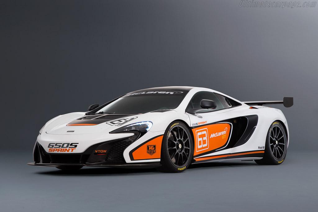 McLaren 650S Sprint