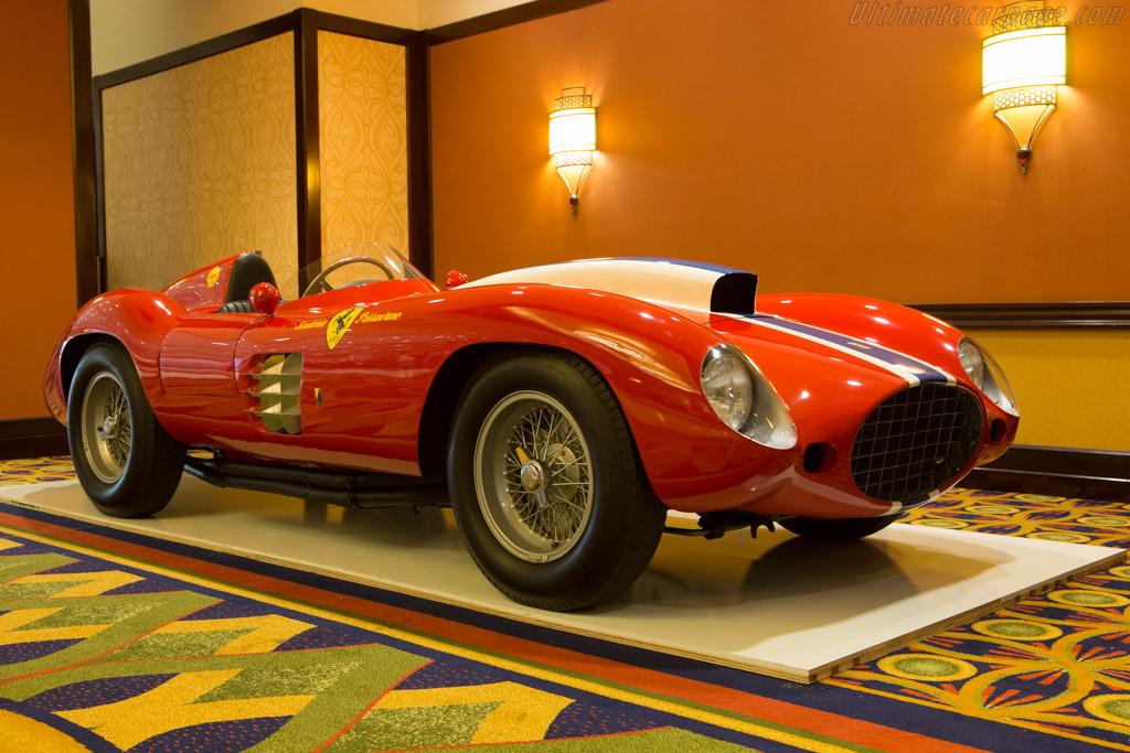 Click here to open the Ferrari 410 S Scaglietti Spider gallery