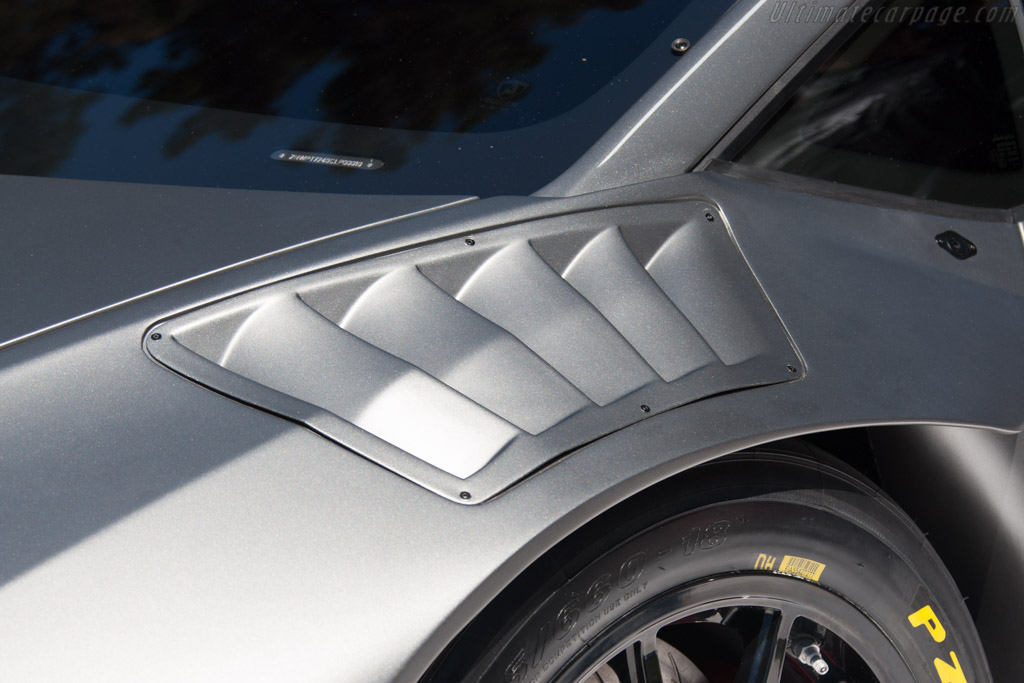 Lamborghini Huracán LP620-2 Super Trofeo   - 2014 The Quail, a Motorsports Gathering