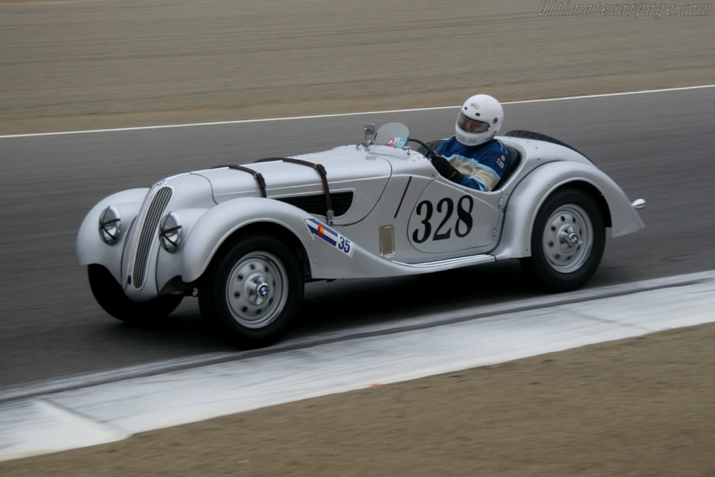 BMW 328 Roadster - Chassis: 85351   - 2005 Monterey Historic Automobile Races