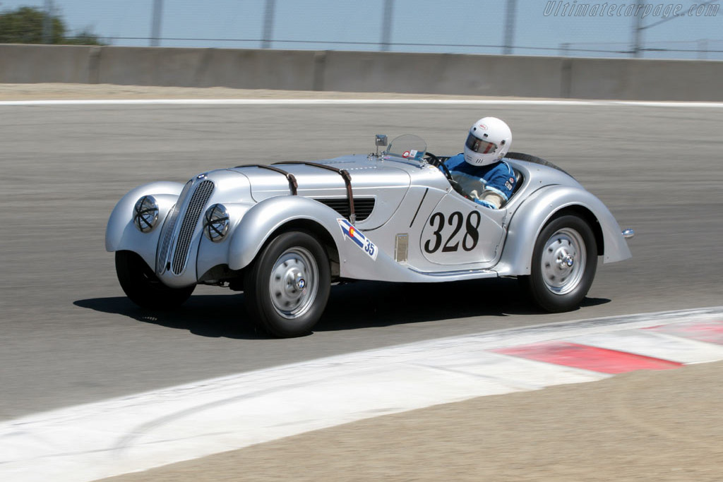 1936 1940 Bmw 328 Roadster Images Specifications And Information