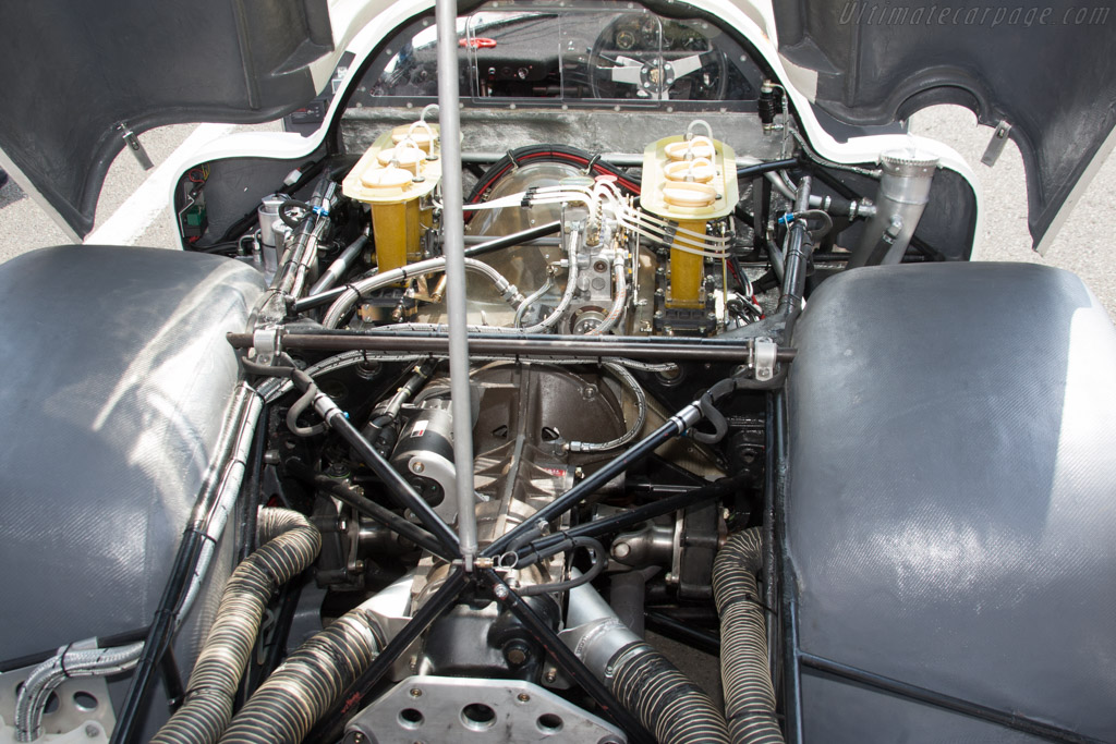 Porsche 907 - Chassis: 907-003   - 2014 Le Mans Classic