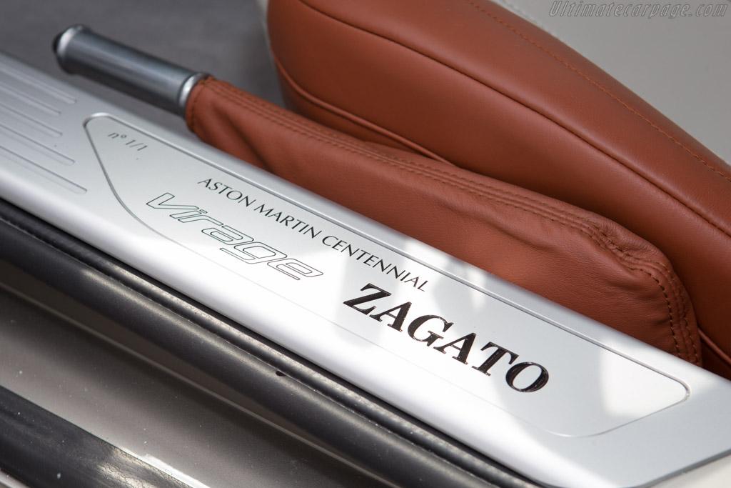 Aston Martin Virage Zagato Shooting Brake    - 2014 Chantilly Arts & Elegance