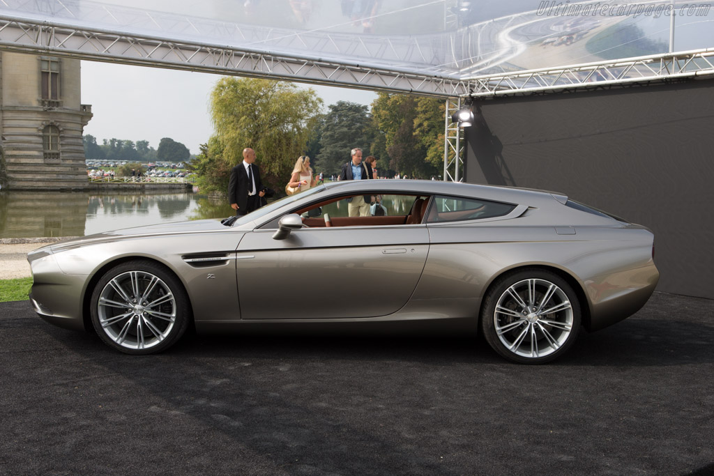 Aston Martin Virage Zagato Shooting Brake    - 2014 Chantilly Arts & Elegance