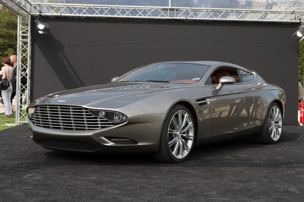 Click here to open the Aston Martin Virage Zagato Shooting Brake gallery