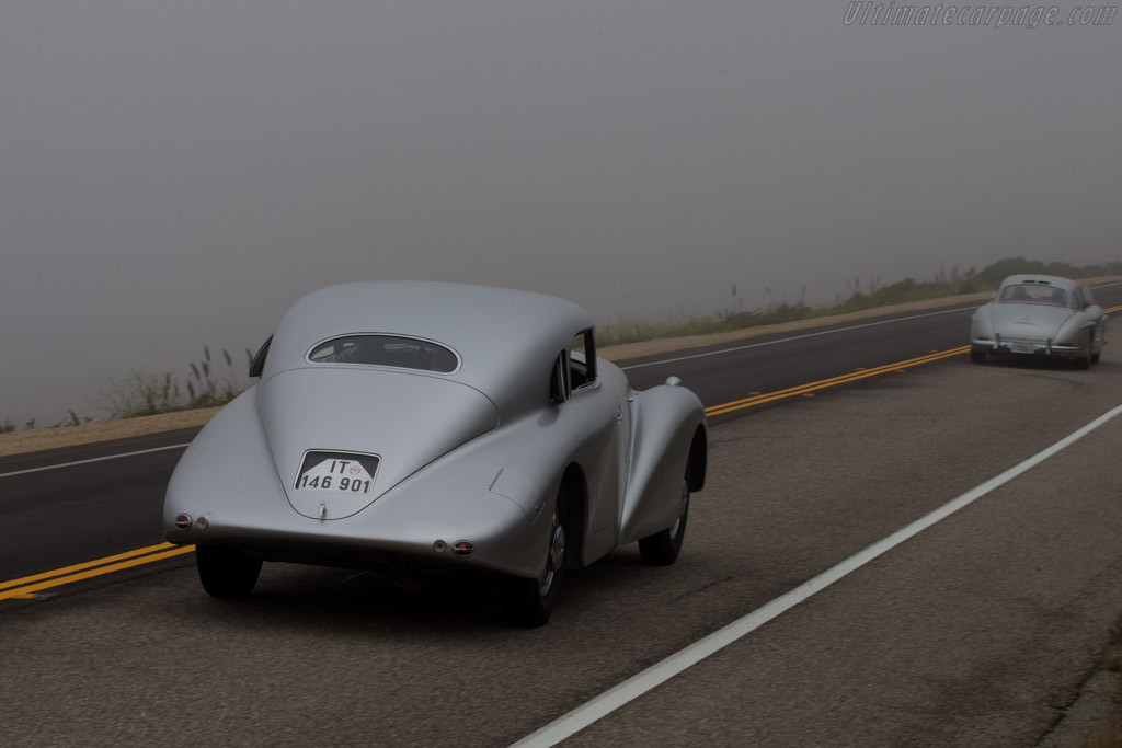 Mercedes-Benz 540 K Streamliner - Chassis: 189399  - 2014 Pebble Beach Concours d'Elegance