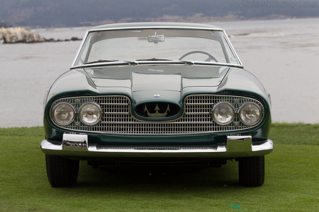maserati 5000 gt touring coupe - chassis: 103.004 - 2014 pebble