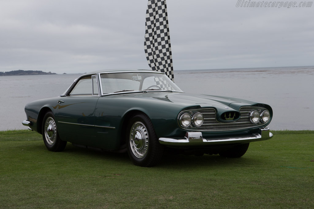 1959 - 1960 maserati 5000 gt touring coupe - chassis 103.004