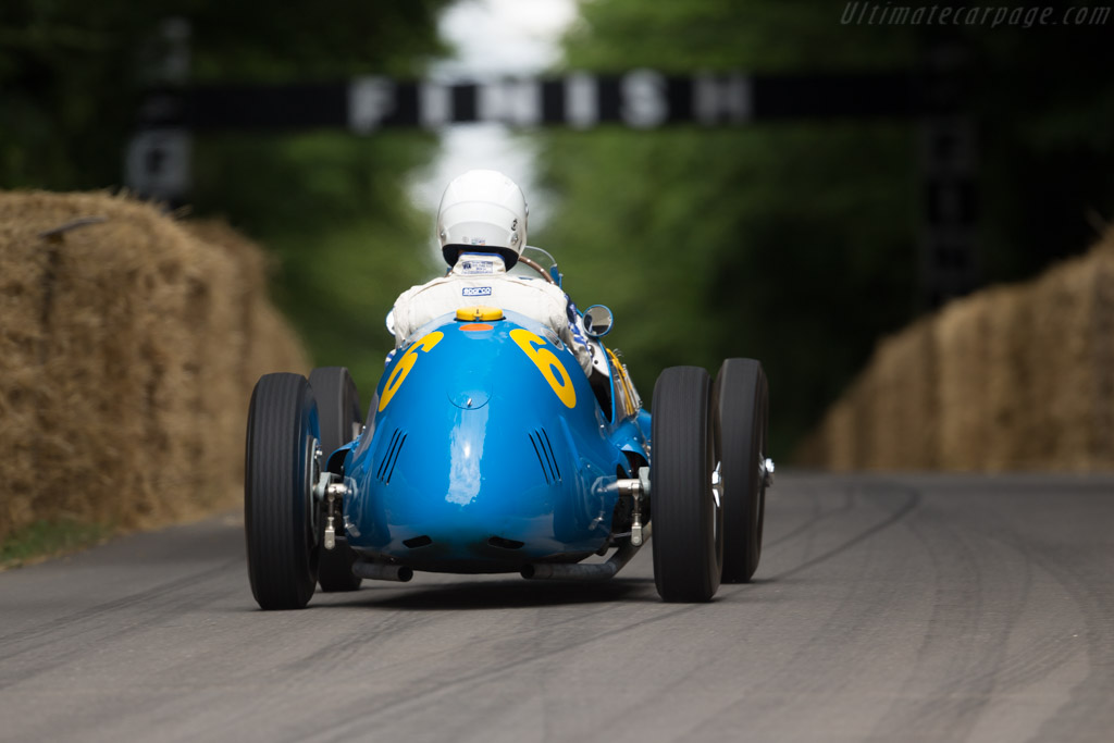 Ferrari 166 FL - Chassis: 011F   - 2017 Goodwood Festival of Speed