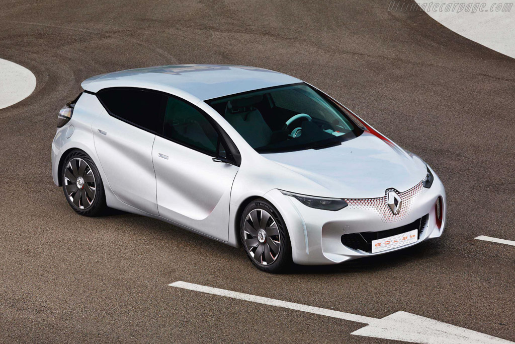 Click here to open the Renault Eolab Concept gallery