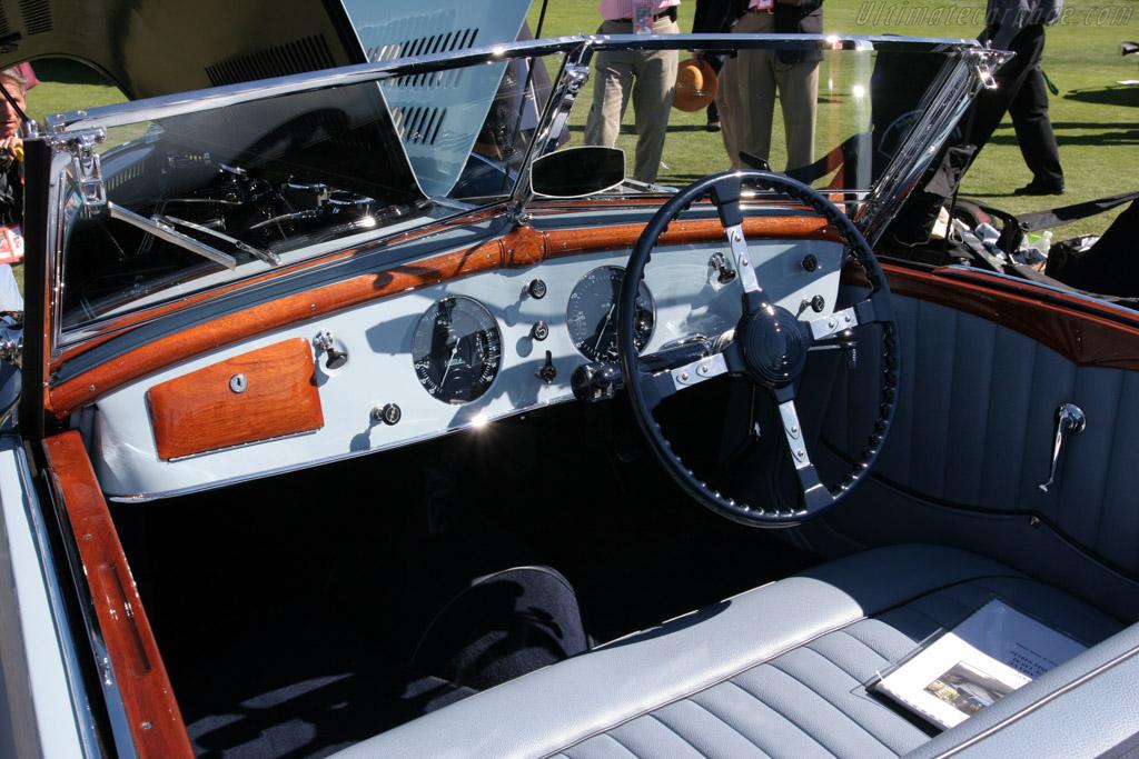 Delahaye 135M Figoni & Falaschi Cabriolet - Chassis: 49150   - 2007 Pebble Beach Concours d'Elegance