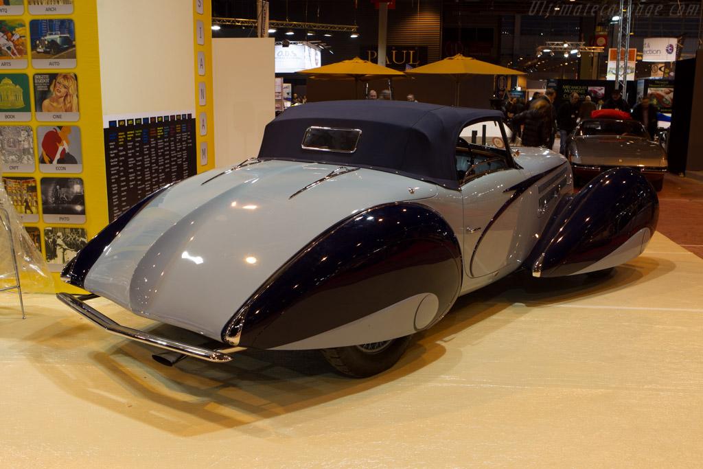 Delahaye 135M Figoni & Falaschi Cabriolet - Chassis: 49150  - 2014 Retromobile