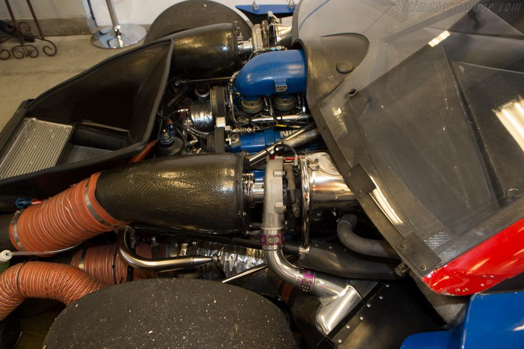 Nissan 300ZX IMSA - Chassis: 007  - 2014 Monterey Motorsports Reunion