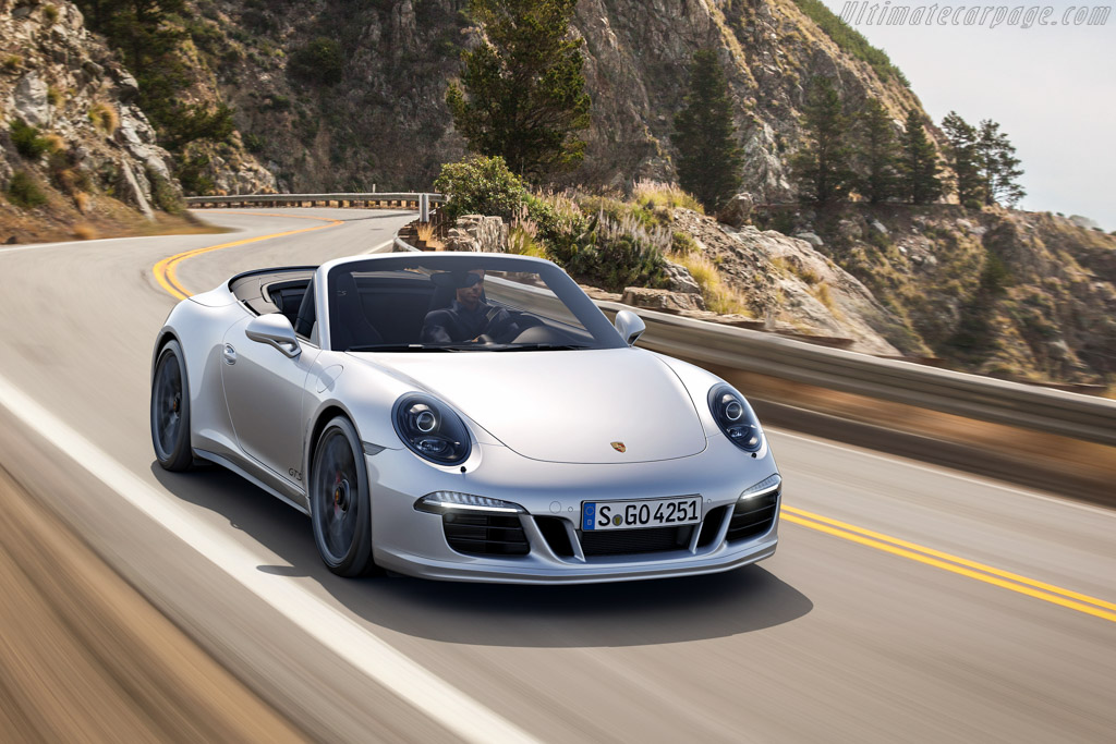 Click here to open the Porsche 911 Carrera 4 GTS Cabriolet gallery