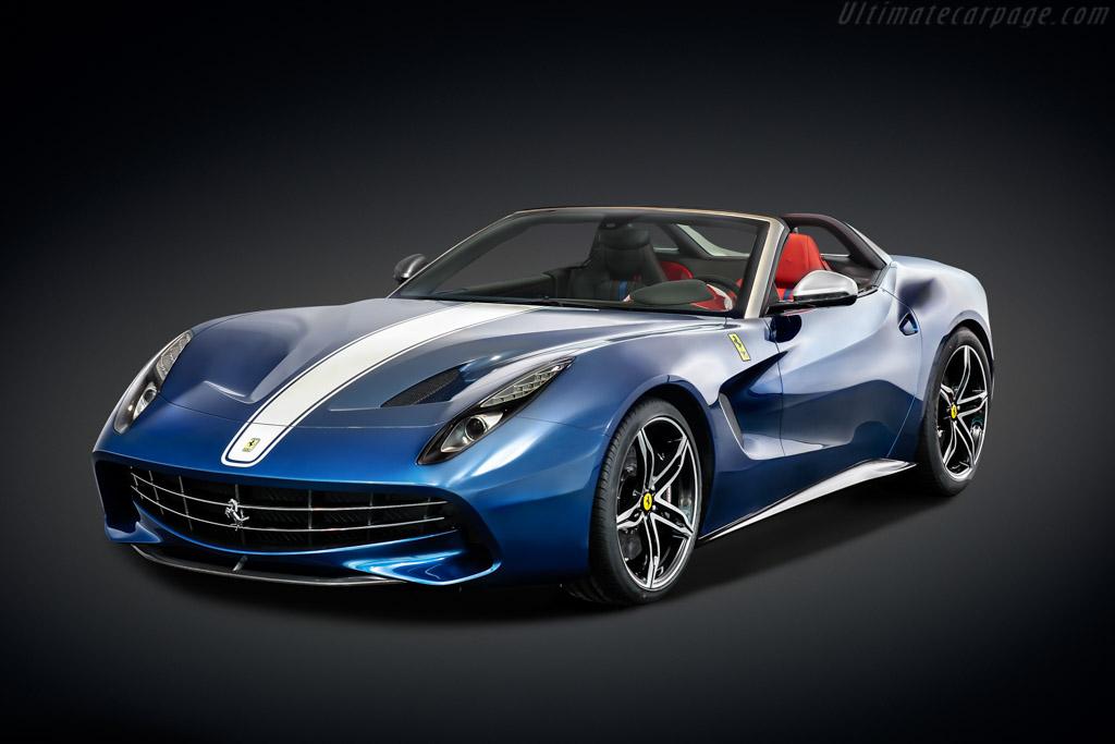 Click here to open the Ferrari F60America gallery