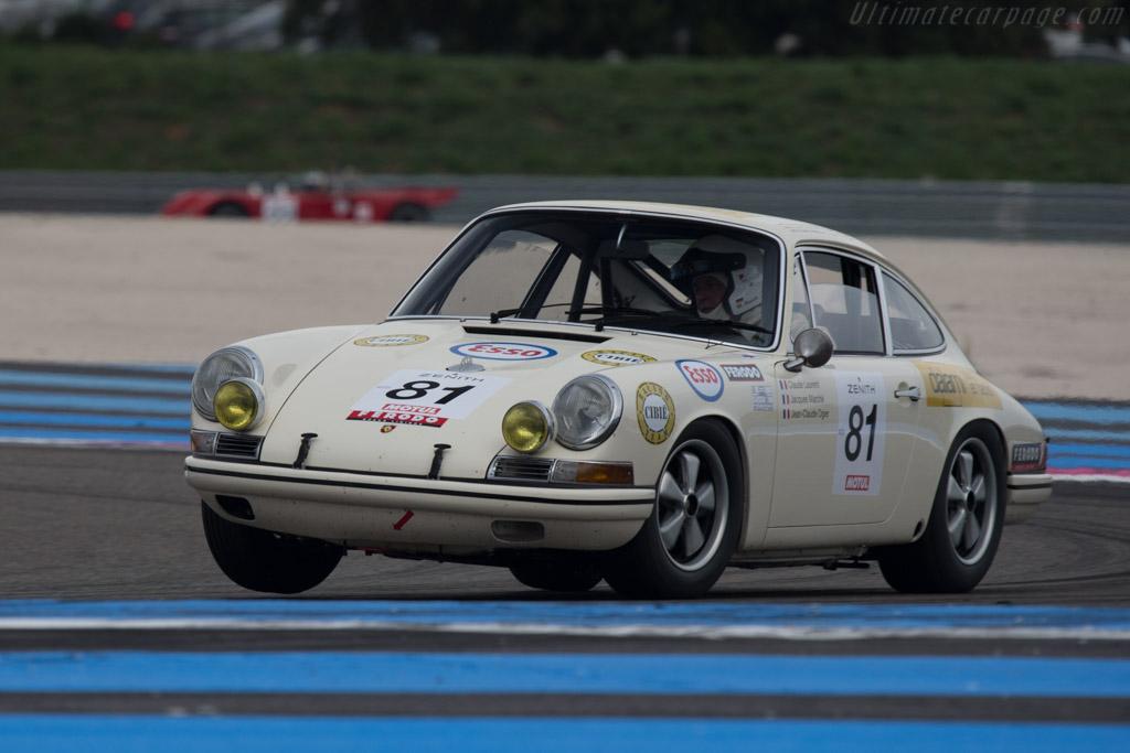 Porsche 911 T/R - Chassis: 118 20 780   - 2014 Dix Mille Tours