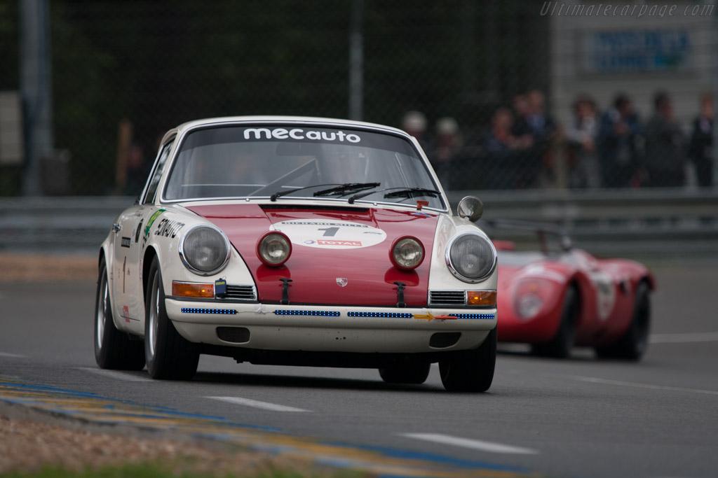 Porsche 911 T/R - Chassis: 118 20 779   - 2012 Le Mans Classic