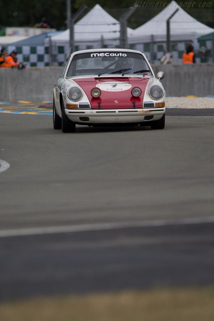 Porsche 911 T/R - Chassis: 118 20 779   - 2014 Le Mans Classic