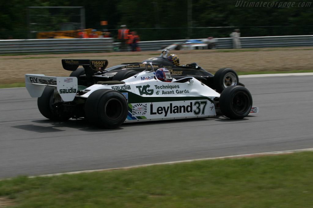 Williams FW07D Cosworth