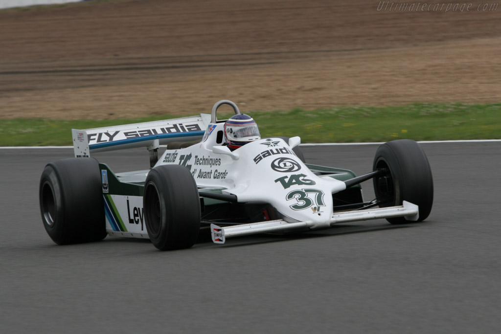 Williams FW07D Cosworth - Chassis: FW07D/16   - 2005 Silverstone Classic