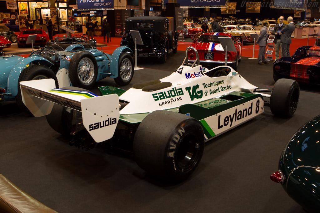 Williams FW07D Cosworth - Chassis: FW07D/16   - 2014 Retromobile