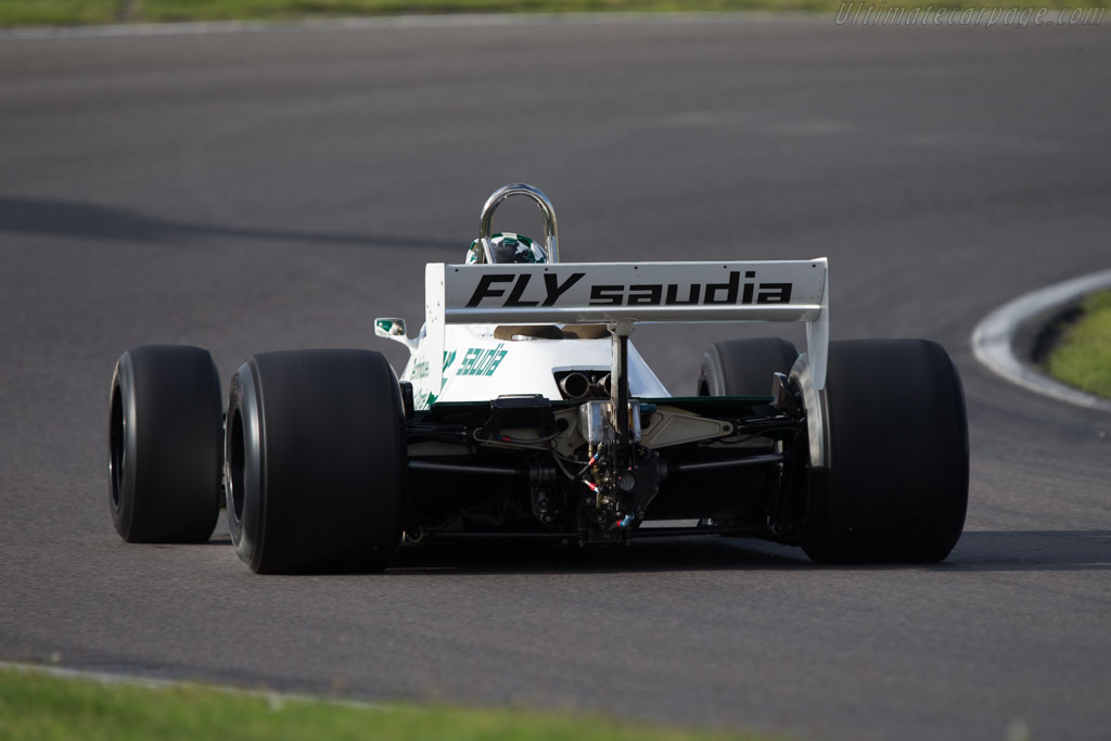 Williams FW07D Cosworth - Chassis: FW07D/16   - 2014 Historic Grand Prix Zandvoort