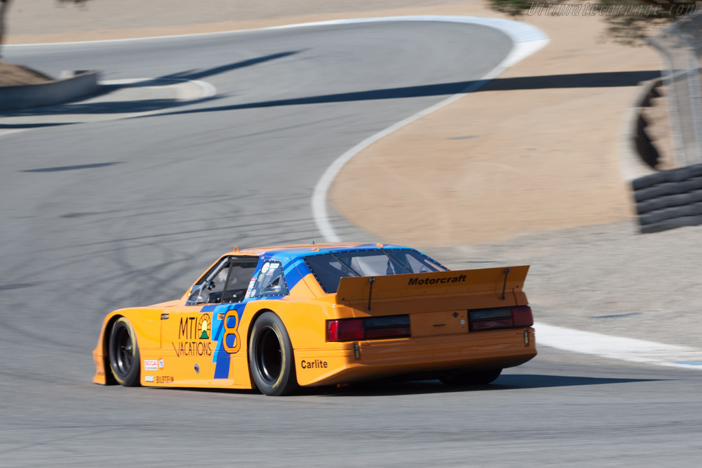 Ford Roush Mustang - Chassis: 007   - 2013 Monterey Motorsports Reunion