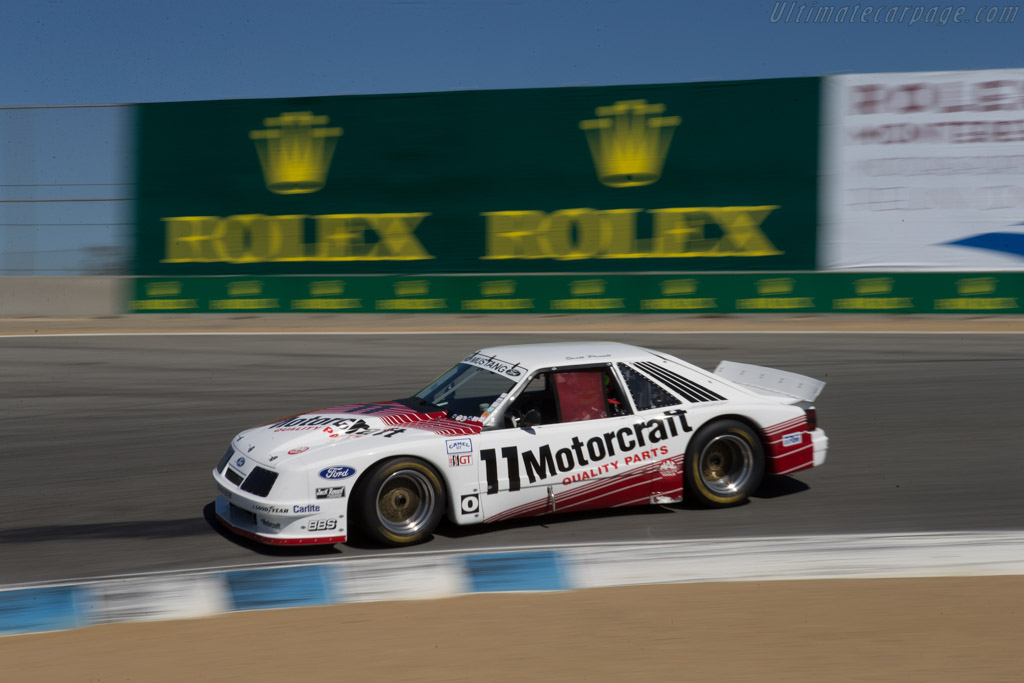 Ford Roush Mustang Chassis 008 2014 Monterey
