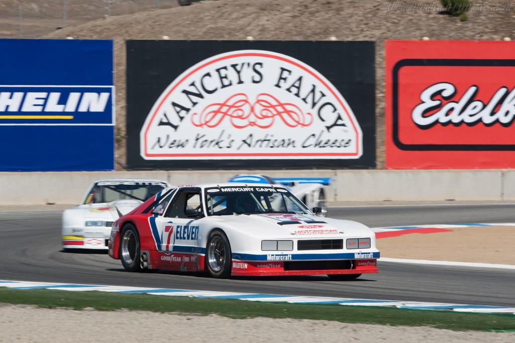 Mercury Roush Capri - Chassis: 001   - 2013 Monterey Motorsports Reunion