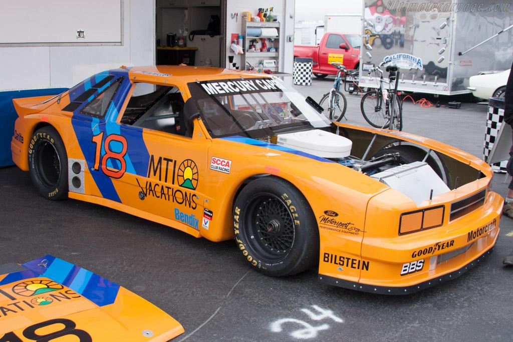 Mercury Roush Capri - Chassis: 007   - 2014 Monterey Motorsports Reunion