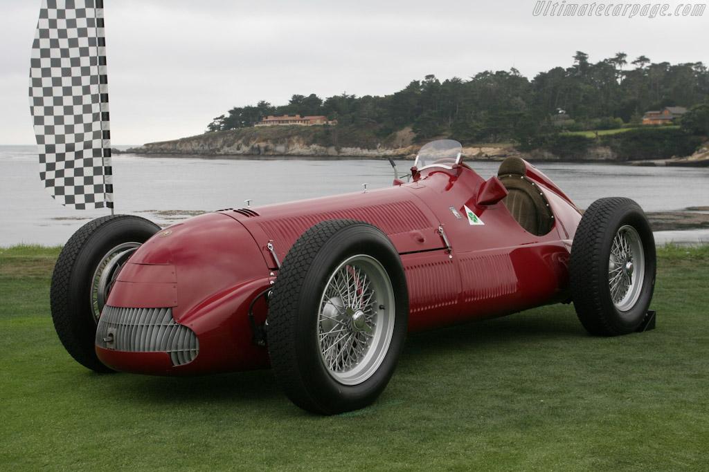 Alfa Romeo 158 'Alfetta' - Chassis: 159.107   - 2005 Pebble Beach Concours d'Elegance