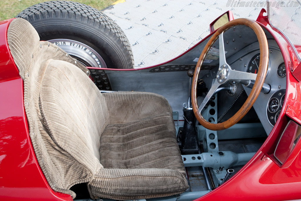 Alfa Romeo 158 'Alfetta' - Chassis: 159.107  - 2010 Goodwood Preview