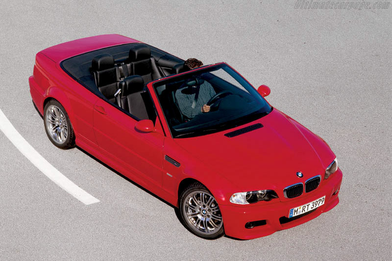Click here to open the BMW M3 Convertible gallery