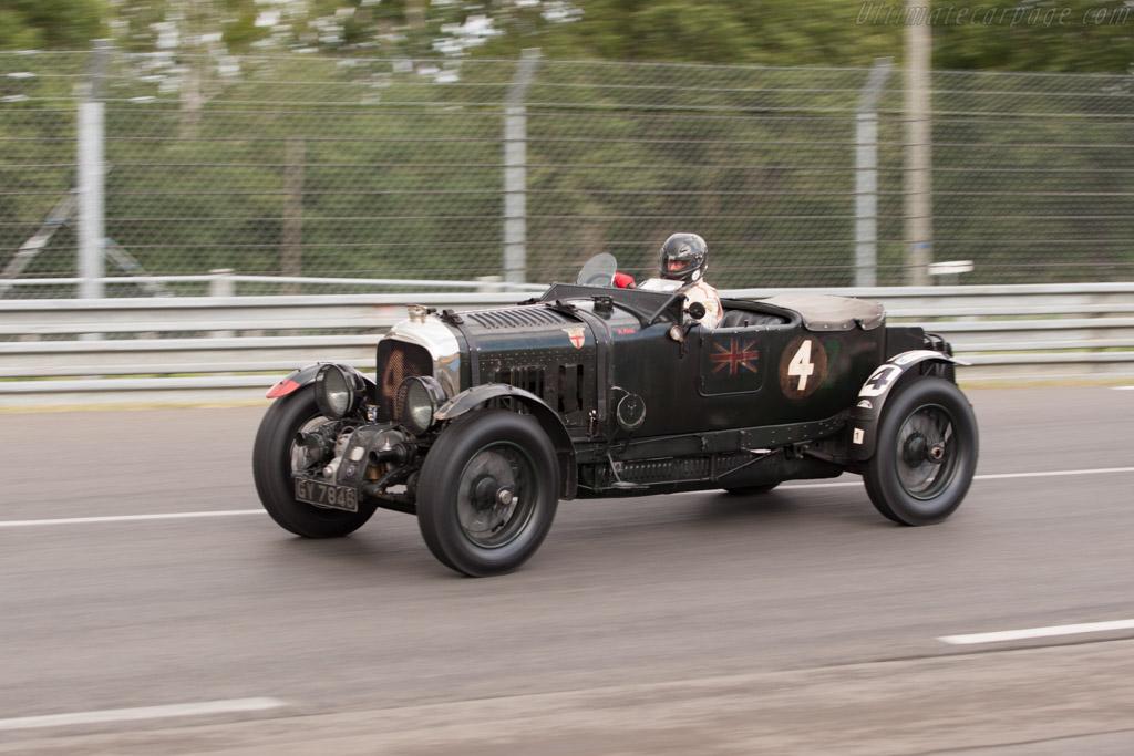 Bentley 4½-Litre 'Blower' Le Mans Tourer - Chassis: MS3950   - 2012 Le Mans Classic