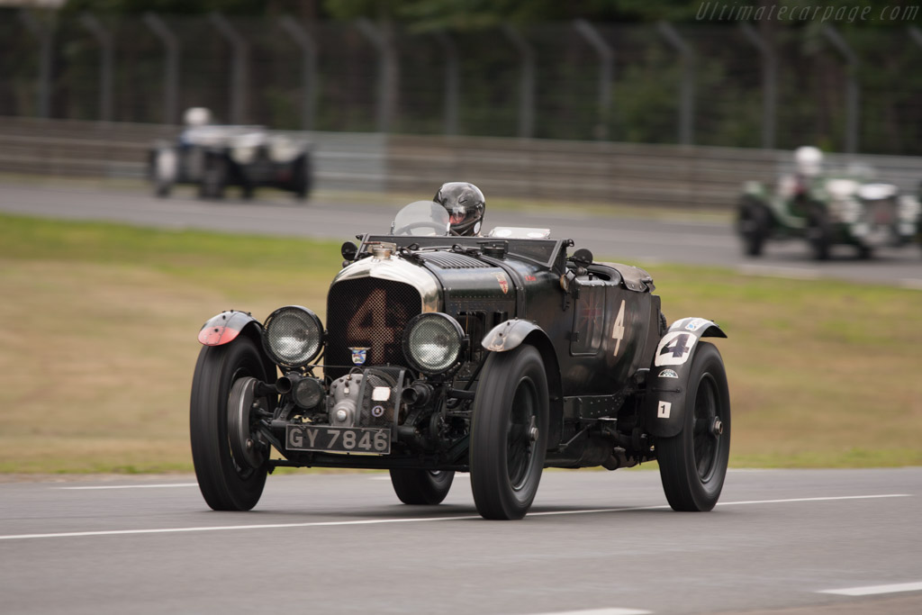 Bentley 4½-Litre 'Blower' Le Mans Tourer - Chassis: MS3950   - 2012 Le Mans Classic