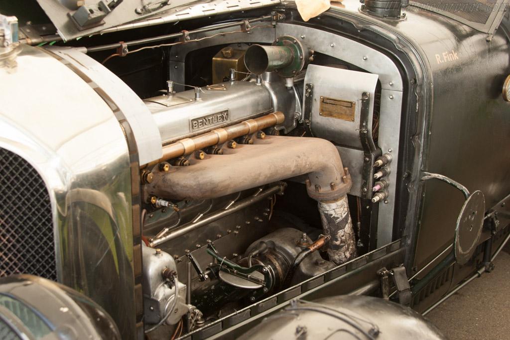 Bentley 4½-Litre 'Blower' Le Mans Tourer - Chassis: MS3950   - 2014 Le Mans Classic