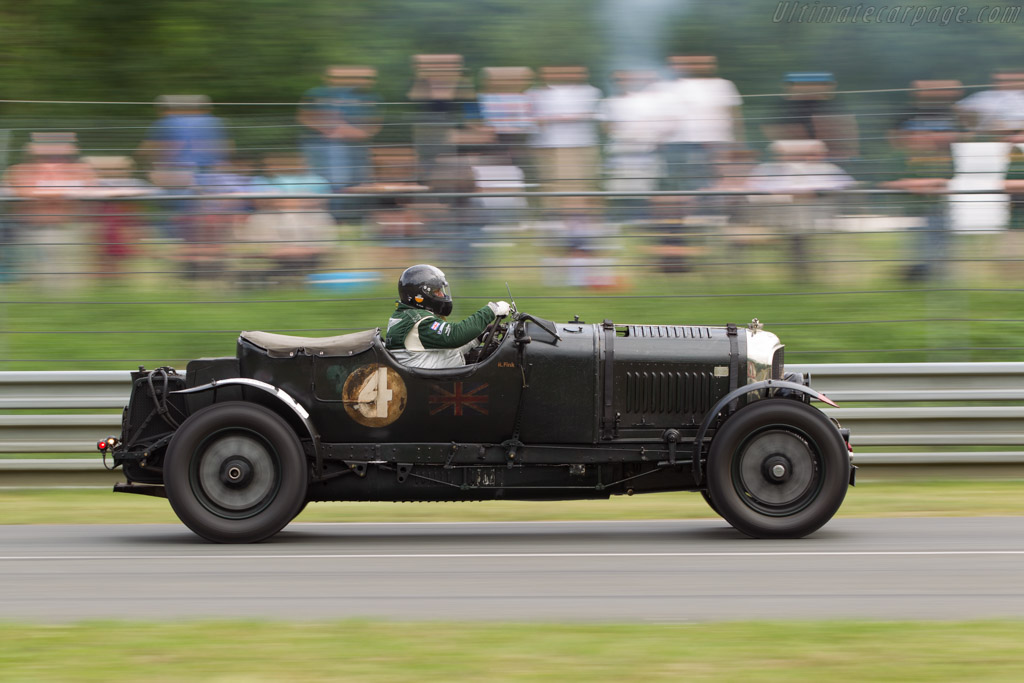 Bentley 4½-Litre 'Blower' Le Mans Tourer - Chassis: MS3950   - 2014 Le Mans Classic