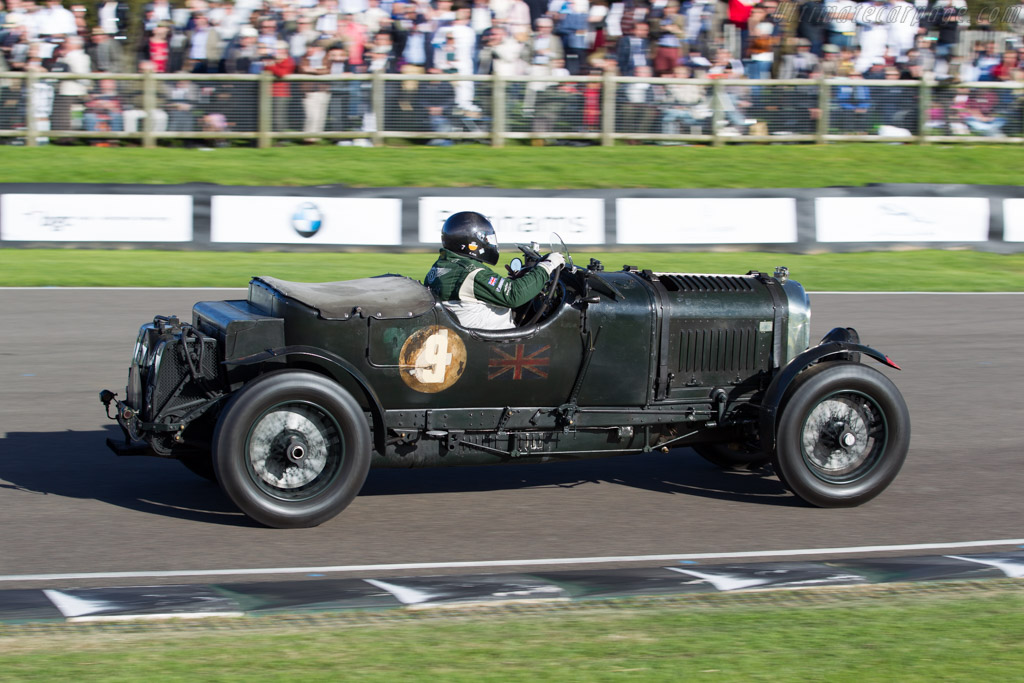 Bentley 4½-Litre 'Blower' Le Mans Tourer - Chassis: MS3950   - 2015 Goodwood Revival