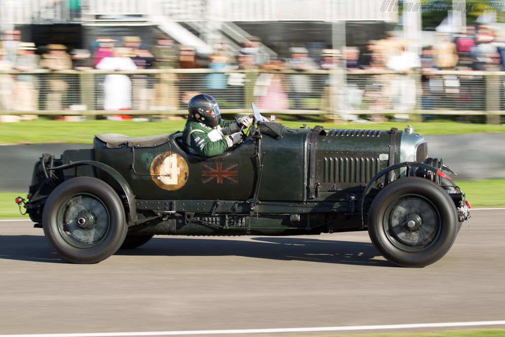 Bentley 4½-Litre 'Blower' Le Mans Tourer - Chassis: MS3950   - 2015 Goodwood Revival