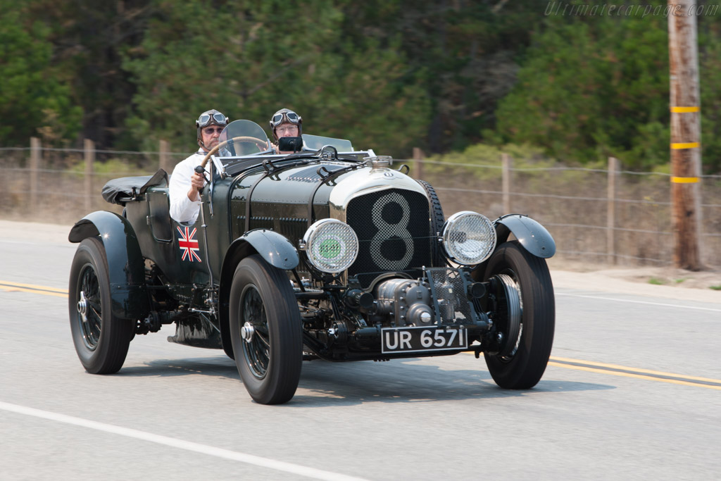 Bentley 4½-Litre 'Blower' Le Mans Tourer - Chassis: HR3976   - 2009 Pebble Beach Concours d'Elegance